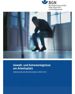 ASI 9.02 Gewalt- und Extremereignisse am Arbeitsplatz