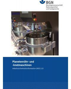 ASI 2.12 Planetenrühr- und -knetmaschinen
