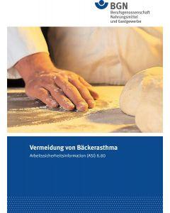 ASI 8.80 Vermeidung von Bäckerasthma