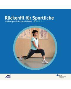 Rückenfit für Sportliche