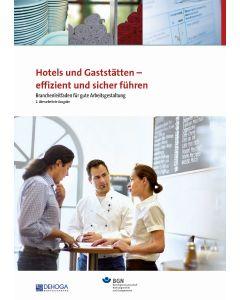 Hotels und Gaststätten - effizient, und sicher führen