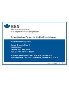 Bezirksverwaltung Erfurt