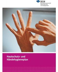 Hautschutz- und Hygieneplan allgemein
