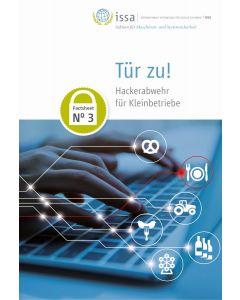 Tür zu! Hackerabwehr für Kleinbetriebe
