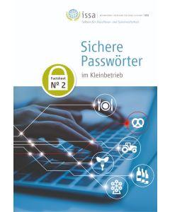 Sichere Passwörter im Kleinbetrieb