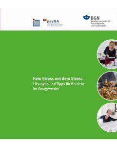 Kein Stress mit dem Stress (für Betriebe im Gastgewerbe) Ordner