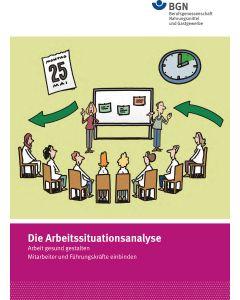 Die Arbeitssituationsanalyse