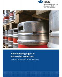 ASI 10.13 Arbeitsbedingungen in Brauereien verbessern