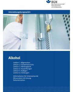 Unterweisungskurzgespräch Alkohol