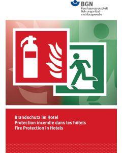 Brandschutz im Hotel - Richtiges Verhalten im Falle eines Brandes